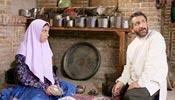 مهران رجبی در نمایی از «خانه پدری» ساخته کیانوش عیاری