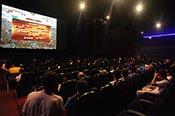 پخش مسابقات فوتبال در سالن های سینما