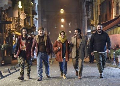 همه چیز دارد و هیچ چیز ندارد  /  یادداشت محمدحسین سیفی برای فیلم «مطرب»