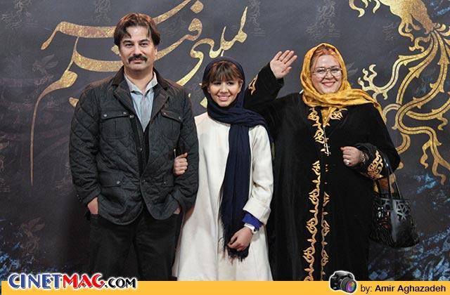 عکسی که آماندا و جکی در اینستاگرام CINETMAG.com - عکس های اختصاصی سی نت از استقبال هنرمندان در مراسم اختتامیه جشنواره فیلم فجر